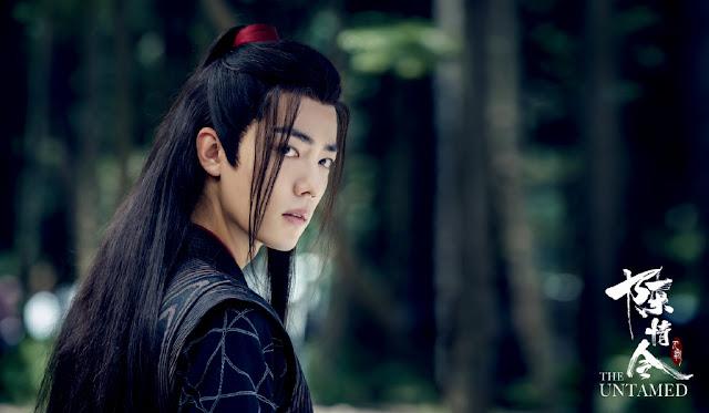 the untamed cast xiao zhan wei ying