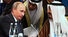 Ditekan AS Karena Tak Mau Berdamai dengan Israel, Raja Salman Mendadak Telpon Vladimir Putin
