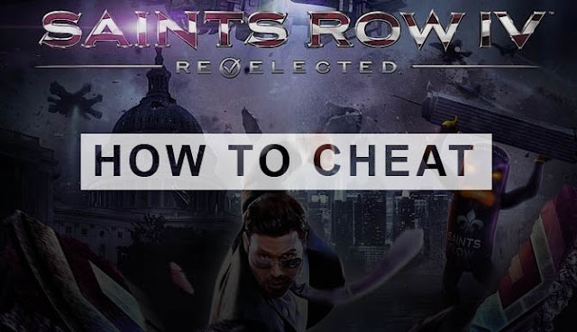 Bagaimana Cara Cheat Game Saints Row IV