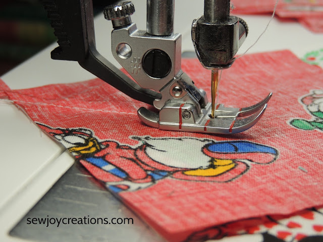 IDT System PFAFF sewing machine
