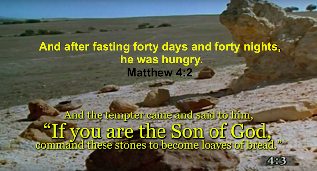 Matthew 4:2