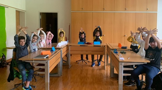 Un'altra scuola albanese si apre in Svizzera