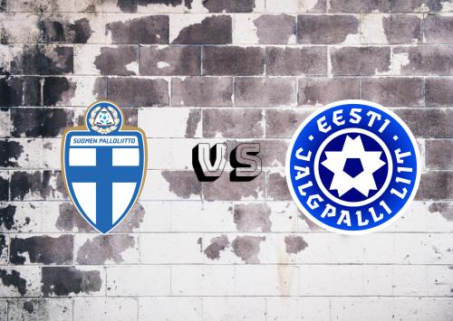 Finlandia vs Estonia  Resumen