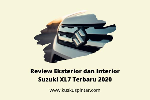 Mobil Suzuki XL7 Terbaru 2020