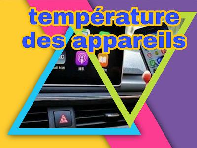 Chaleur des appareils : quels effets sur les smartphones et les ordinateurs ? comment éviter la surchauffe ?