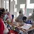Pekerja Migran Yang Pulang ke Tanah Air Diperiksa Kesehatan di Bandara Ahmad Yani Semarang