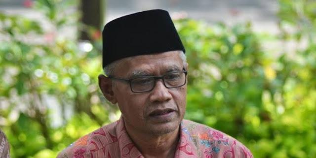 Haedar Nashir Setelah Kerusuhan Wamena: Hindari Pernyataan yang Tidak Mendukung Suasana Kondusif