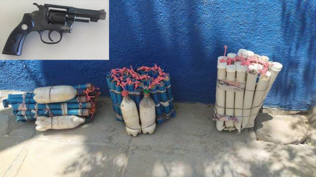 Suspeito de estupro morre em confronto com a Cipe Sudoeste, em Rio do Pires
