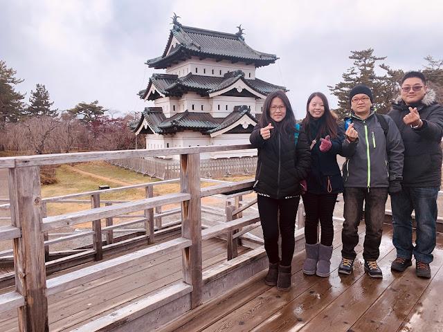 弘前城公園本丸