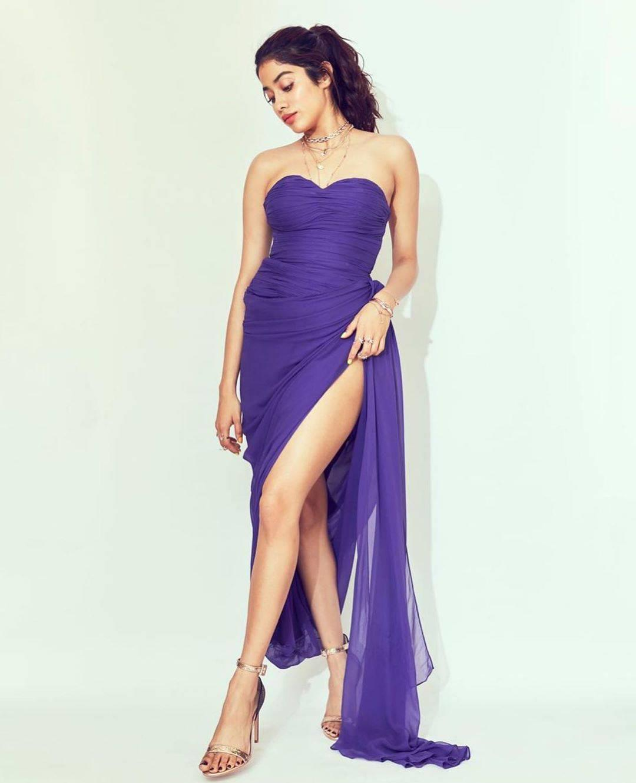 Indian Beauty Janhvi Kapoor