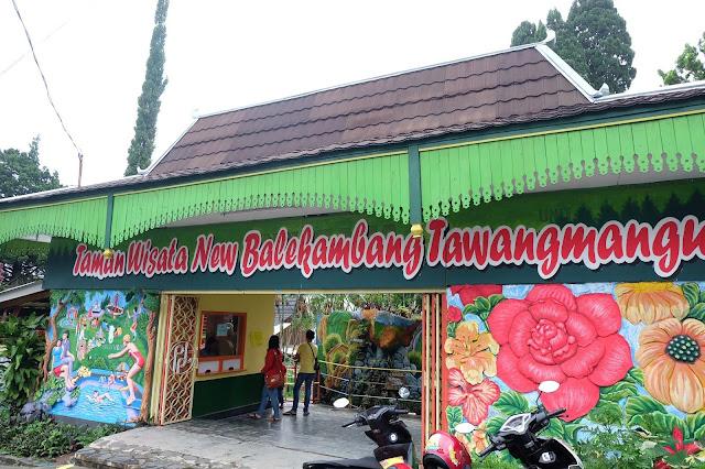 Wisata 1001 Selfie di New Taman Balaikambang