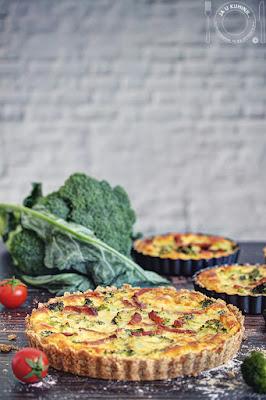 Tart sa brokolijem