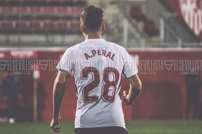 Adrián Peral amplía su contrato hasta 2023