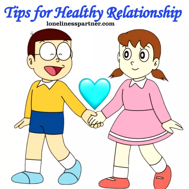 Tips for Healthy Relationship   Personality Development