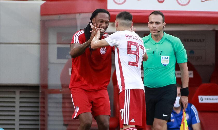 Το παγκόσμιας κλάσης γκολ του Ραντζέλοβιτς για το 2-0 (vid)