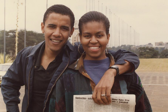 Barack Obama's touching words for wife Michelle as he shares throwback on her 55th birthday