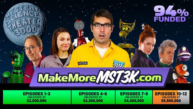 MST3k Kickstarter