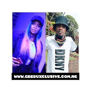 GX GOSSIP: Superstar Diva Honeywail Dumps Baby Papa BurnTinz Over 10Million Naira World class Recording Deal (Photos)