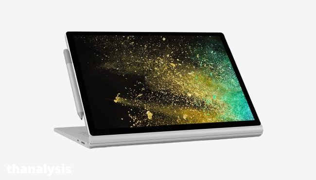 7 Best laptop for drawing-artists: Microsoft Surface Book 2