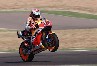 Marquez Yakin Raih Gelar Juara Dunia MotoGP 2016