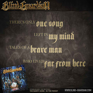 "Το τραγούδι των Blind Guardian ""The Bard's Song - In The Forest"""