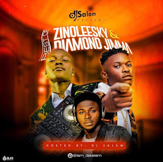 [Music] DJ Salam – Best Of Zinoleesky Vs Diamond Jimma Mix