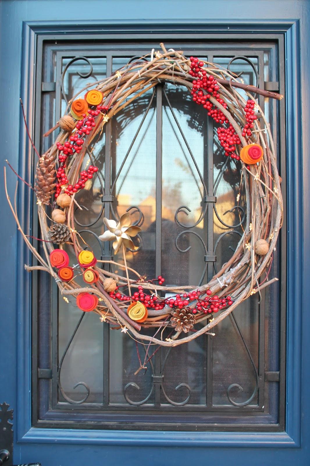 Les couronnes de no l gigi 39 s gallery - Couronne de noel maison du monde ...
