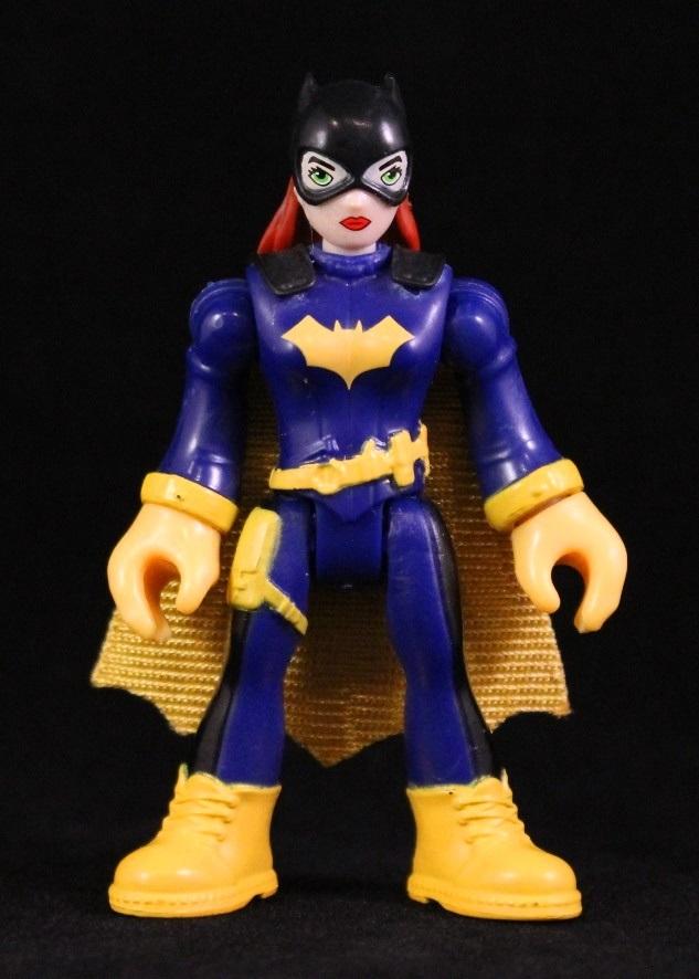 She S Fantastic Dc Super Friends Imaginext Batgirl