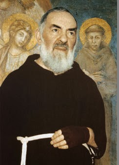 SEPTEMBER 23 - SAINT PADRE PIO OF PIETRELCINA