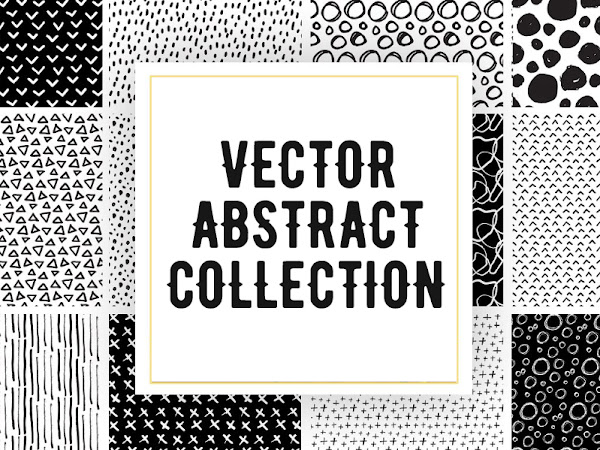 Download Hand-Drawn Pattern Collection Free