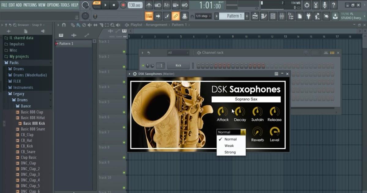 Dsk Saxophonez