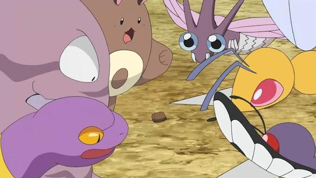Pokemon Viajes capitulo 23 latino: ¡Pánico en el parque!