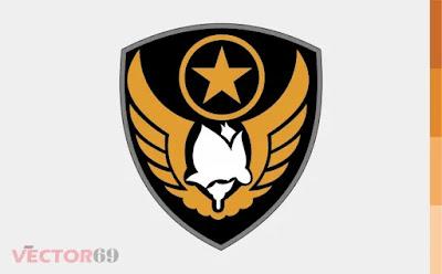 KODIKLATAU (Komando Pembinaan Doktrin, pendidikan, dan Latihan Angkatan Udara) Logo - Download Vector File AI (Adobe Illustrator)