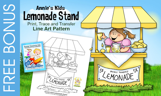 Annie Lang's E-News Subscribers should check their email to get this month's FREE Bonus downloadable!