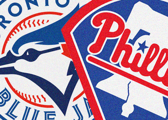 Philadelphia hosts Toronto at Citizens Bank Park