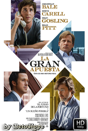 La Gran Apuesta [2015] [Latino-Ingles] HD 1080P [Google Drive] GloboTV