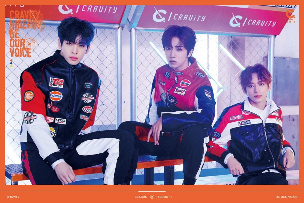CRAVITY Releases Group Teaser Photo Ahead of Comeback with 'Season 3 - Hideout: Be Our Voice'