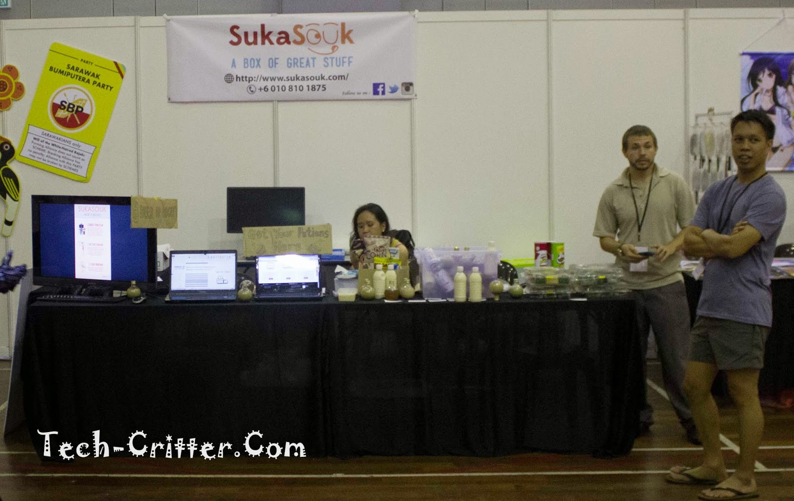 Coverage of PLAY! Convention @ KDU College 177
