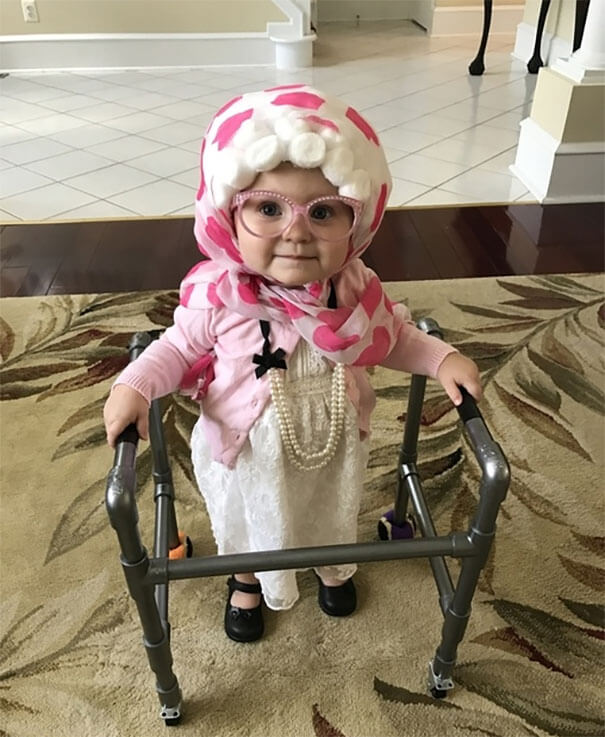 26 Pictures Of People Who Rocked Halloween