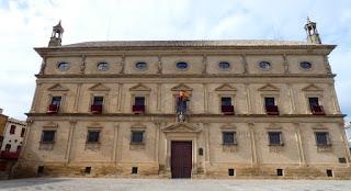 Palacio de Juan Vázquez de Molina o Palacio de las Cadenas.
