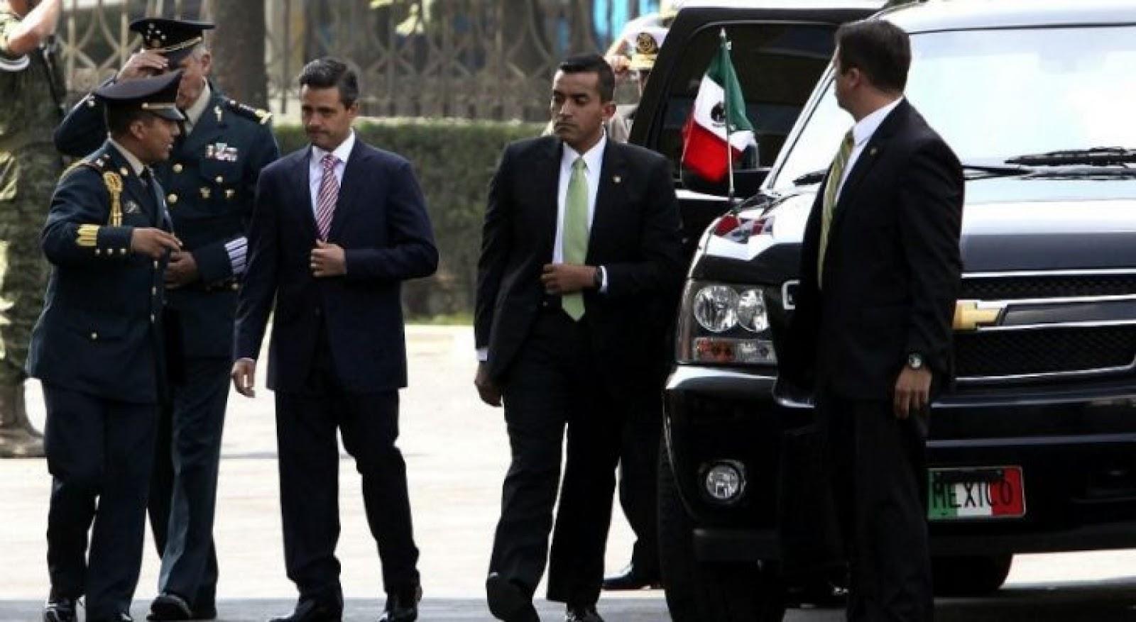 Estado Mayor Presidencial usaba facturas falsas para justificar derroches en sexenio de EPN
