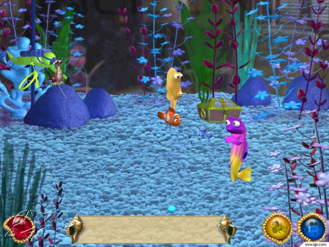 Download Finding Nemo Game Full Version For Free