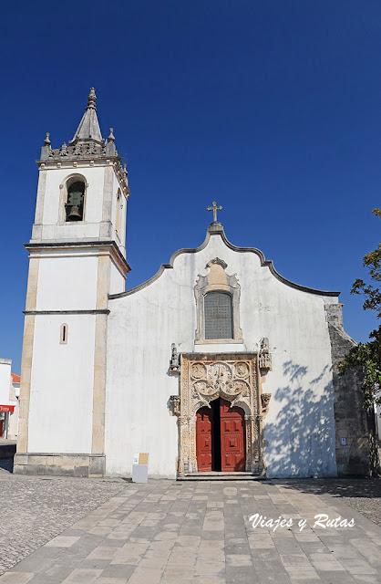 Iglesia de la Exaltación de Santa Cruz, o Iglesia Matriz da Batalha