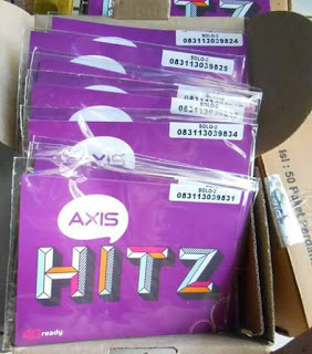 TabloidYhpulsa Jual Axis Hitz