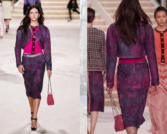 Показ моды Chanel Pre-Fall 2020-2021 4