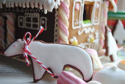 Gingerbread House / Casetta di pandizenzero