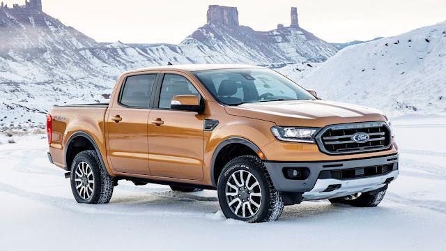 Ford Ranger 2019 có gì mới và khi nào có hàng ảnh 2