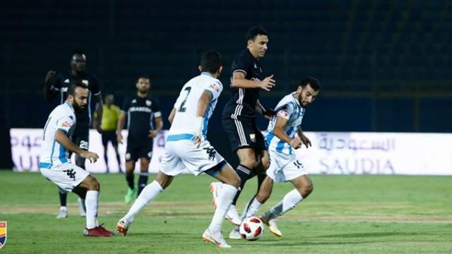 بث مباشر مباراة بيراميدز والجونة اليوم 06-09-2020 بالدوري المصري