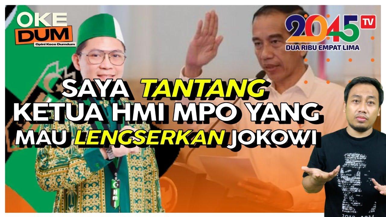 Ancam Siapapun yang Ingin Lengserkan Jokowi, Yusuf Muhammad: Jangan Kalian Pikir Kami Akan Diam Saja, Camkan Itu!