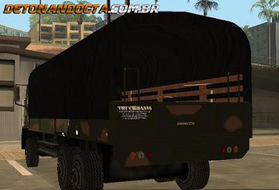 GTA SA - DFT-30 Brazilian Army